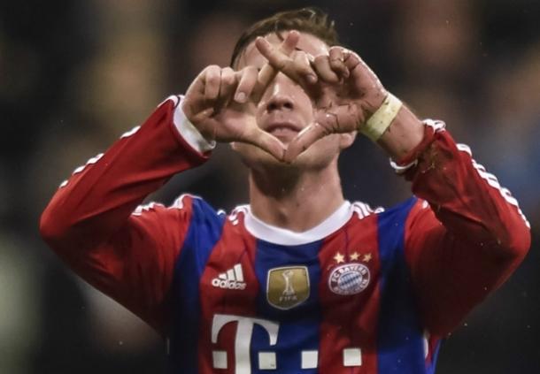 Mario Gotze Akui Sangat Asyik Dapat Main Di Bayern Munich