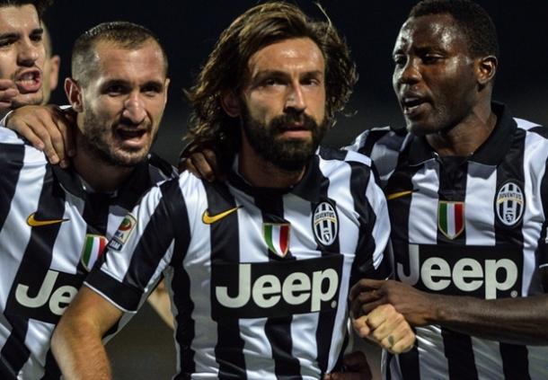 Massimiliano Allegri Akui Jika Lesakan Gol Andrea Pirlo Dapat Angkat Moralnya