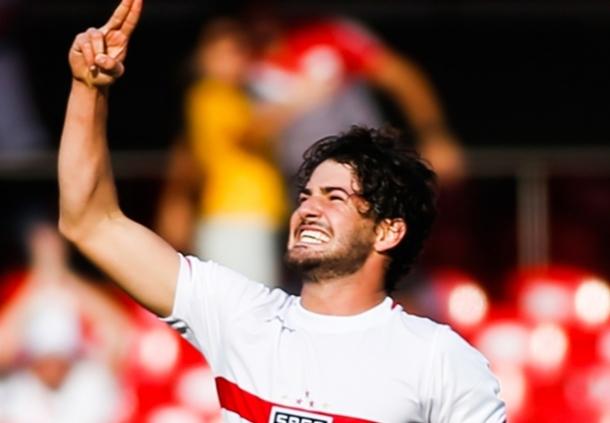 Alexandre Pato Urung Akan Kembali Ke Serie A