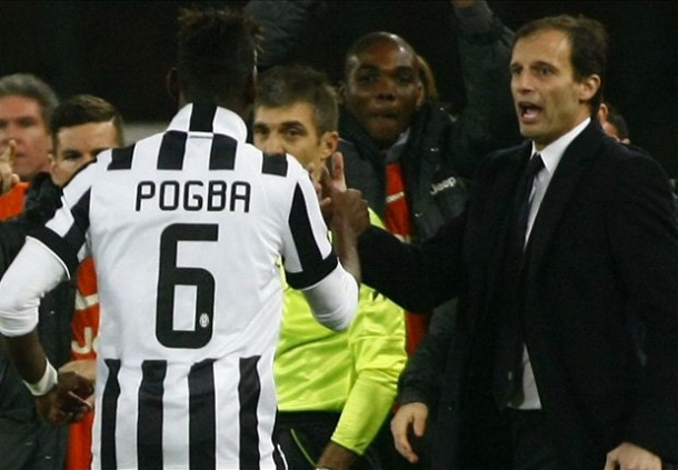 Max Allegri Akui Gembira Dengan Clean Sheet Juventus