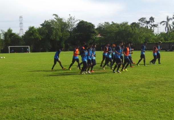 18 Pemain Jalani TC Dengan Timnas U-23