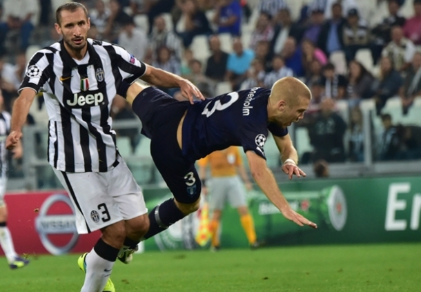 Giorgio Chiellini Akui Jika Juventus Siap Beri Hukuman Pada Borussia Dortmund