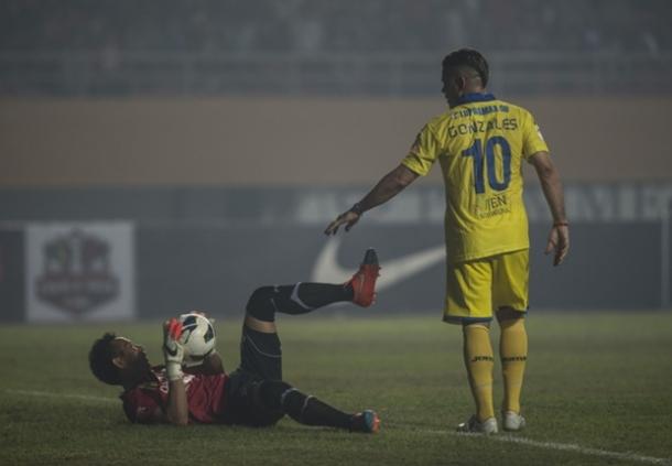 Persib Bandung Akan Anggap Cristian Gonzales Adalah Ancaman