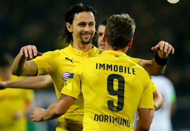 Neven Subotic Akui Jika Borussia Dortmund Dapat Tembus Zona Eropa