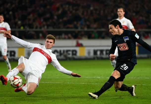VfB Stutgart 0-0 Hertha Berlin