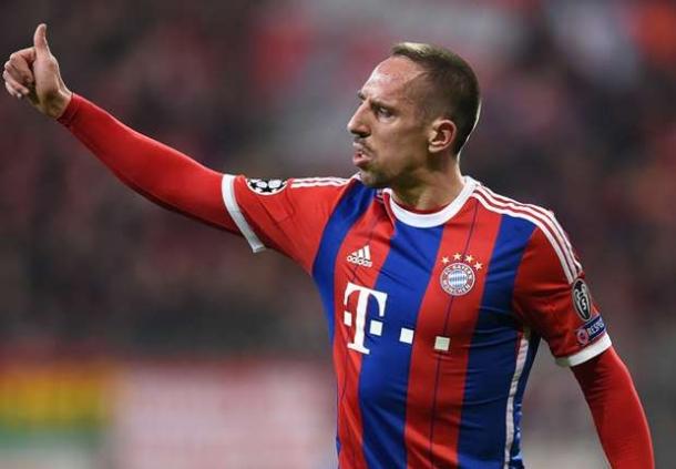 Franck Ribery Mungkin Absen Kontra Borussia Dortmund