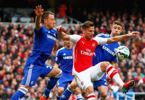 Girroud : Arsenal Bagai Mengejar Citah