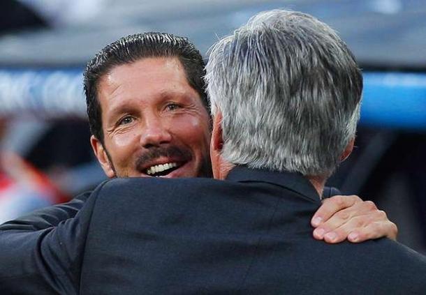 Simione : Real Madrid Mengejutkan Kami