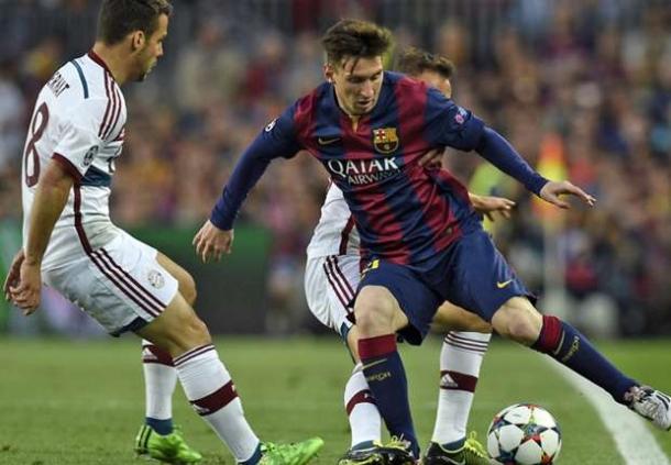 Messi Salah Satu Pemain Argentina Terbaik