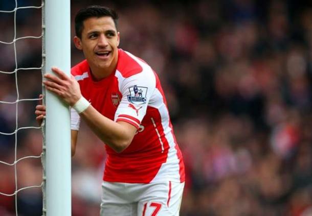 Sanchez : Wenger Spesialis Piala FA