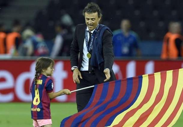 Enrique : Messi Tetap Akan Menjadi Yang Terbaik