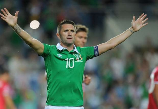 Robbie Keane Akan Main Lawan Jerman