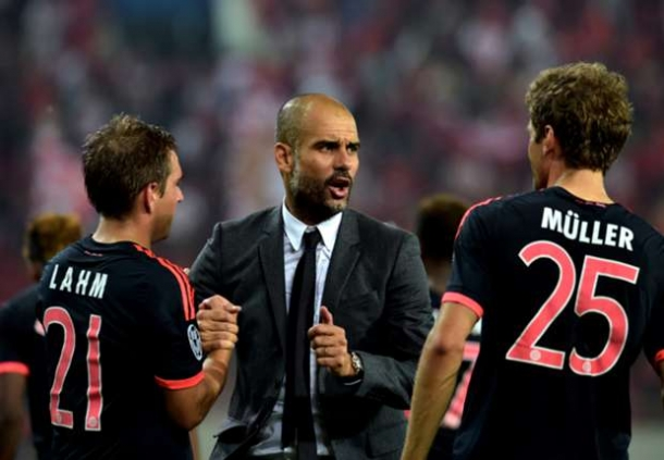 Philipp Lahm Tak Cemaskan Jika Ditinggalkan Pep Guardiola