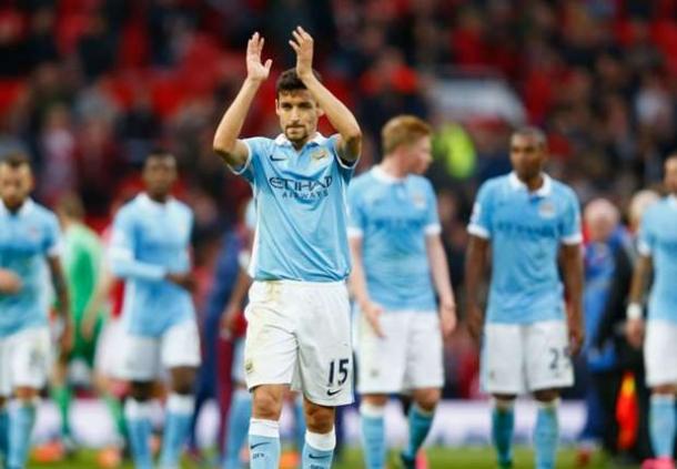 Jesus Navas Akui Betah Bersama Dengan Manchester City