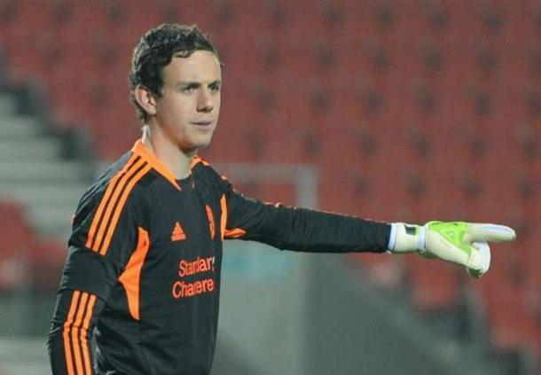 Liverpool Boyong Kembali Danny Ward